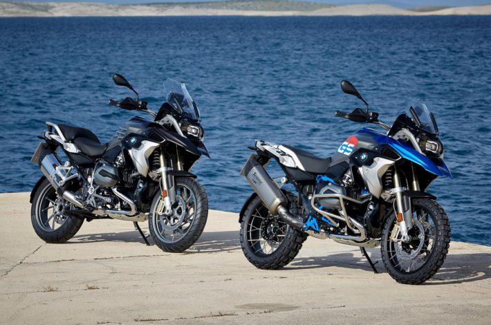 Soutěž – testovací jízda na motocyklu BMW