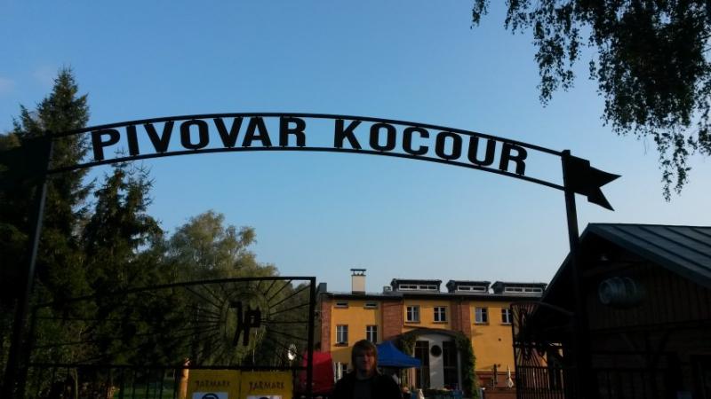 Pivovar Kocour 2015