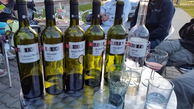 Moravské ochutnávání vín 2016