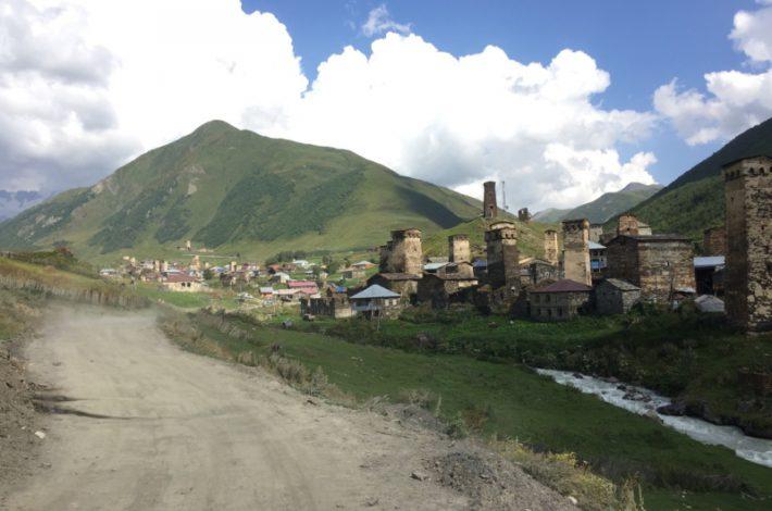 Cestování po Arménii a Gruzii – klubové setkání
